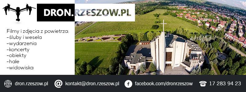 Usługi Dronem Rzeszów